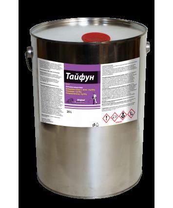 ТАЙФУН - 25л.Препарат против мухи, мравки, комари, хлебарки, гъсеници, кокошинки