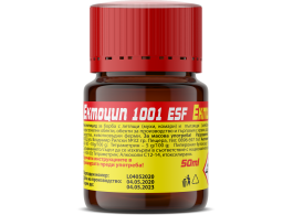 ЕКТОЦИП - 50мл.Препарат против мухи, комари, хлебарки, мравки, скакалци, попови прасета и червей