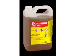 ЕКТОЦИП - 5л.Препарат против мухи, комари, хлебарки, мравки, скакалци, попови прасета и червей