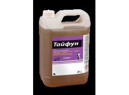 ТАЙФУН - 5л.Препарат против мухи, мравки, комари, хлебарки, гъсеници, кокошинки