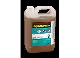 УРАГАН - 5л.Препарат против мравки, мухи, комари, хлебарки, бълхи, стоножки, паяци и кърлежи